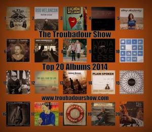 Troubadour Show Best of 2014